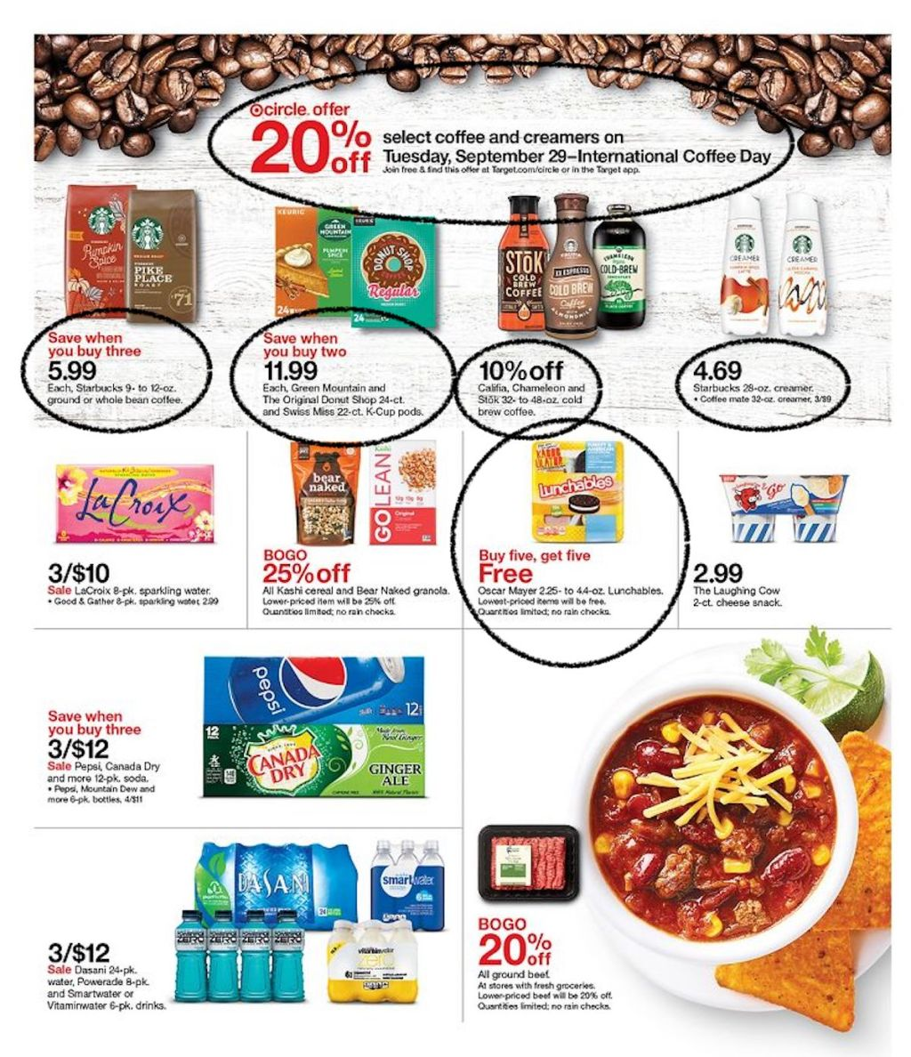 Target Ad Sept 27 Page 31
