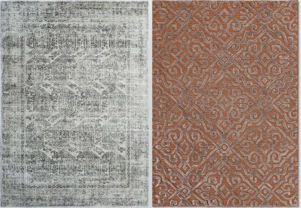 Two Target Area Rugs