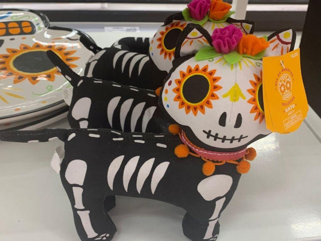 Target dia de Muertos Cat