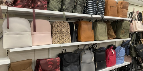 30% Off Handbags, Backpacks, & More on Target.com