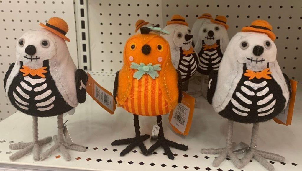 Hyde Eek Decorative Halloween Birds