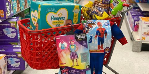 10% Off Entire Target Purchase w/ New Target Circle Account