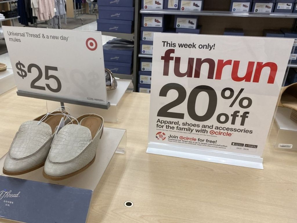 Target womens A New Day Mules