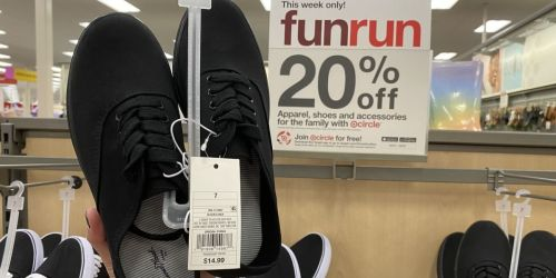 20% Off Men's & Women's Shoes at Target | In-Store and Online