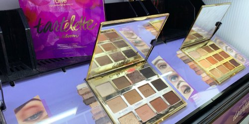 50% Off Tarte Cosmetics Eyeshadow Palettes, Blush & Bronzers