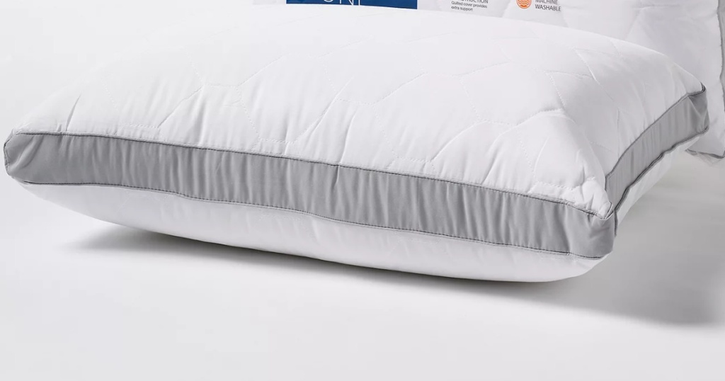 The Big One Quilted Pillow