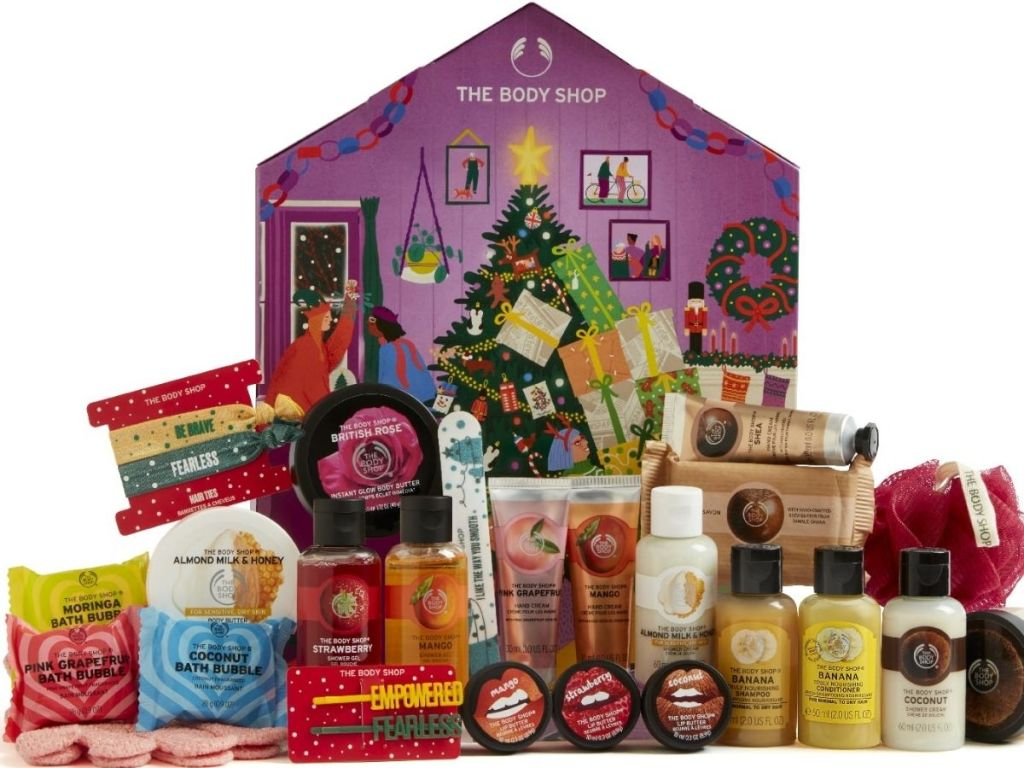 The Body Shop 2020 Advent Calendar