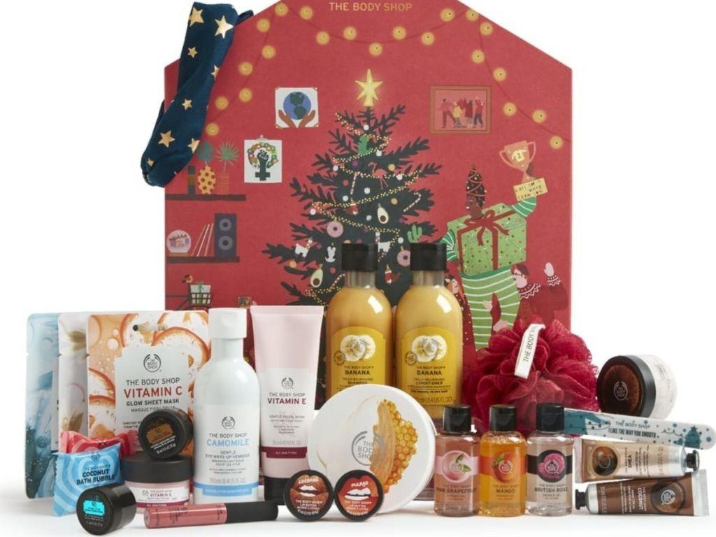 The Body Shop Big Advent Calendar 2020