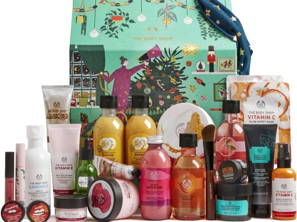 The Body Shop Ultimate Advent Calendar 2020