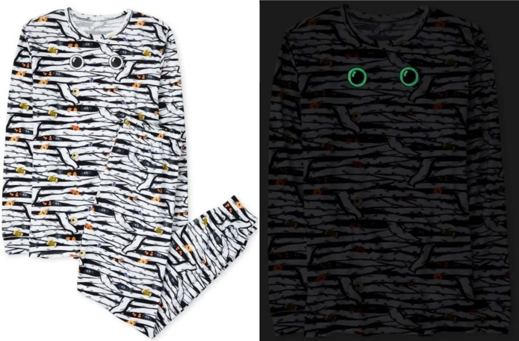 The Children's Place Adult Mummy Pajamas