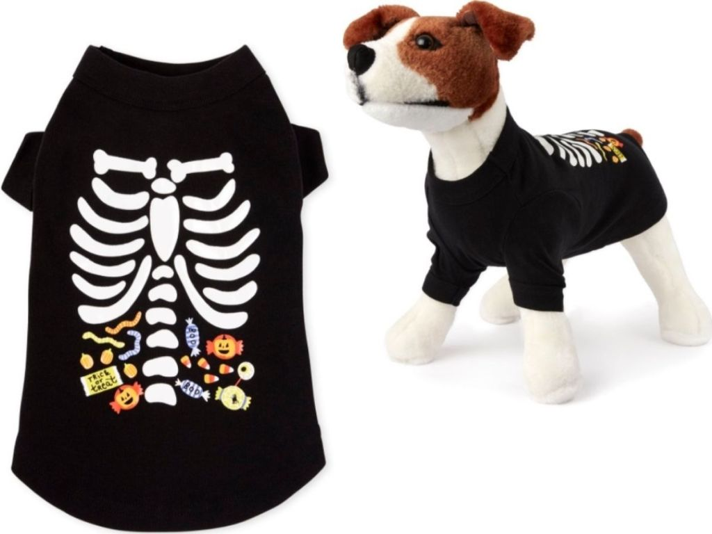The Children's Place Halloween Dog Pajamas