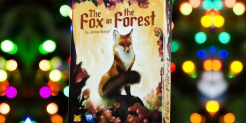 The Fox in the Forest Card Game Only $12 on Amazon | Hundreds of 5-Star Reviews