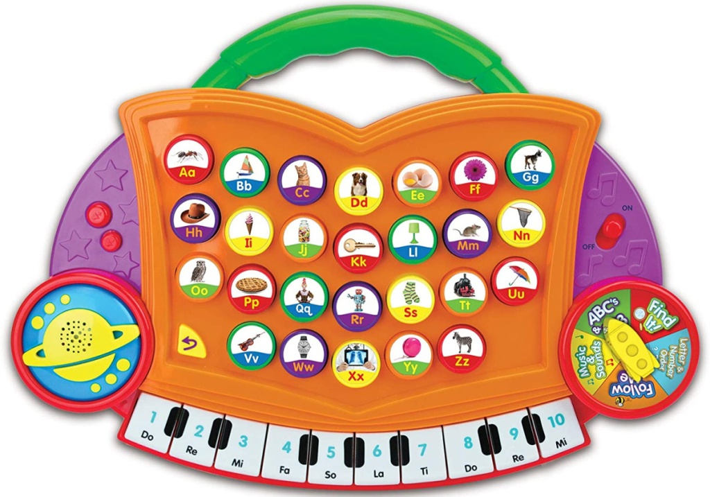 The Learning Journey ABC Musical toy