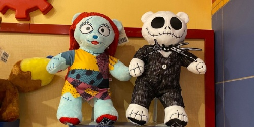 The Nightmare Before Christmas Collection Is Back At Build-A-Bear