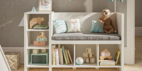Toy Storage Bench Just $179.99 Shipped (Regularly $360)