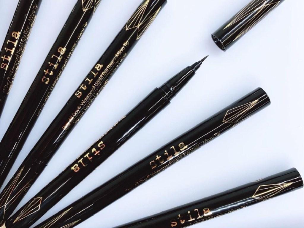 multiple stila liquid eyeliners