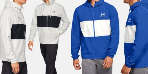 Under Armour Men's Wind Jacket Only $27.99 Shipped (Regularly $60)