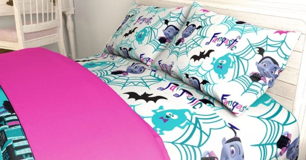 Vampirina Bed in a Bag set for twin beds