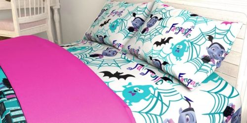 Up to 80% Off Disney Bedding + Free Shipping for Kohl's Cardholders