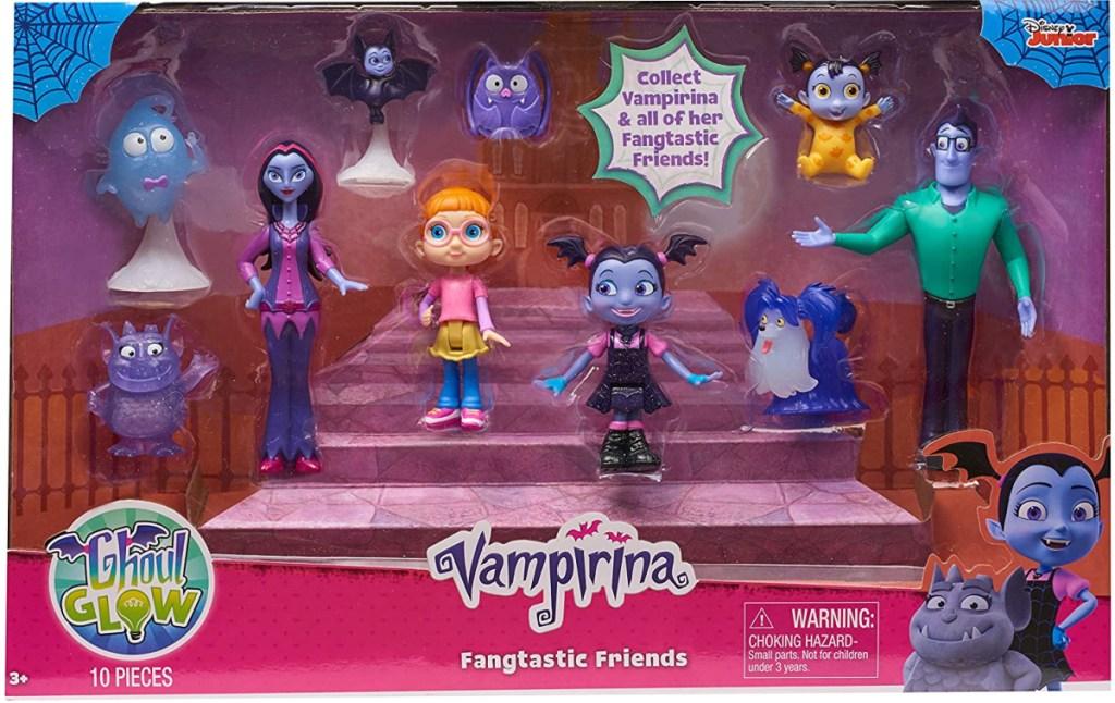 Vamprina character set