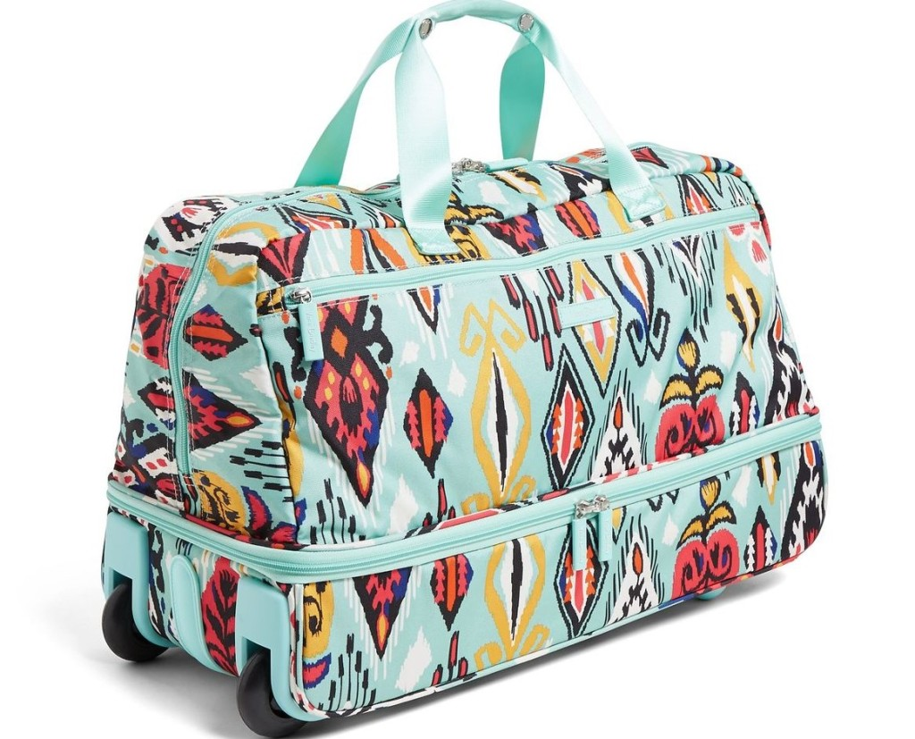 rolling luggage bag