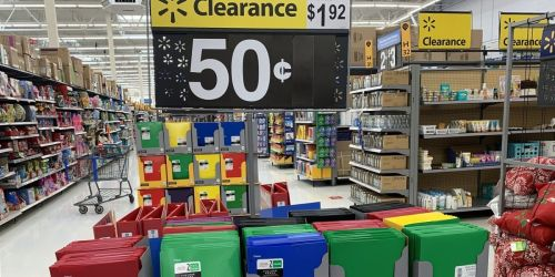 Up to 75% Off Back To School Supplies at Walmart