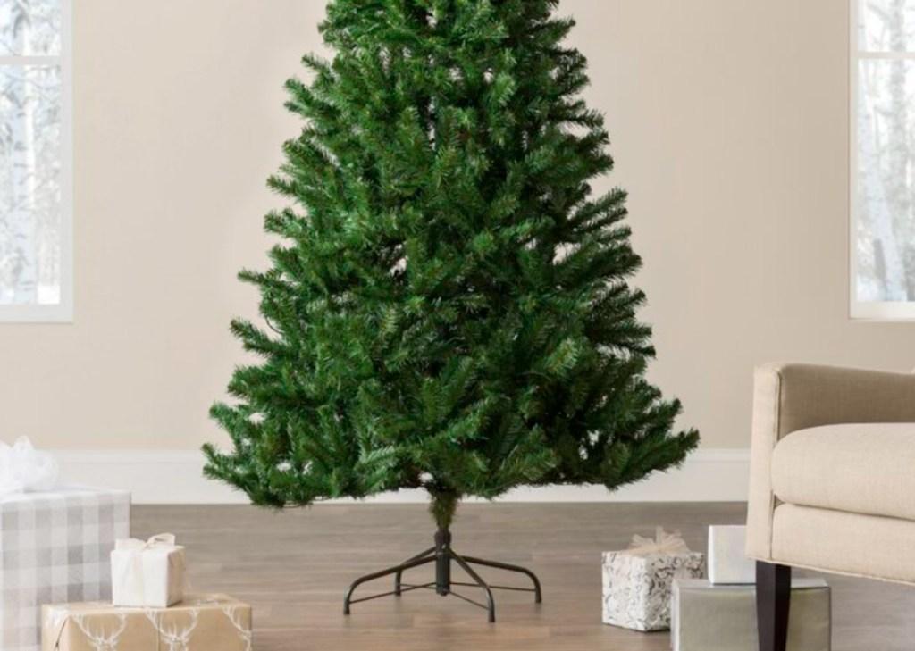 Wayfair Lighted Christmas Tree