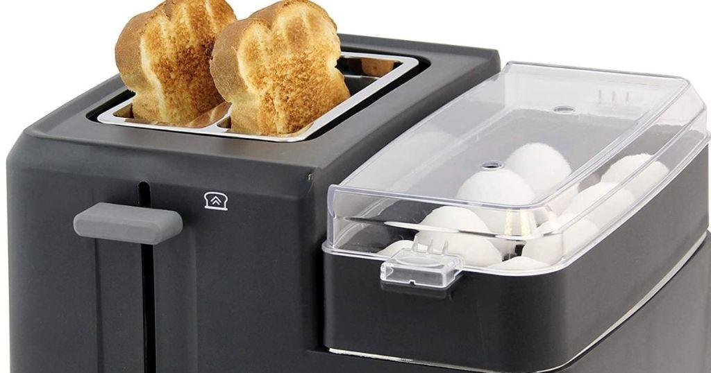 egg cooking station
