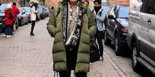 Get 30% Off This Trendy Women's Down Puffer Jacket on Amazon