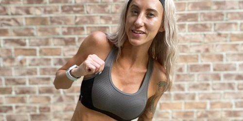 Full Support Women's Sports Bras from $13.60 Shipped | Includes Plus Sizes