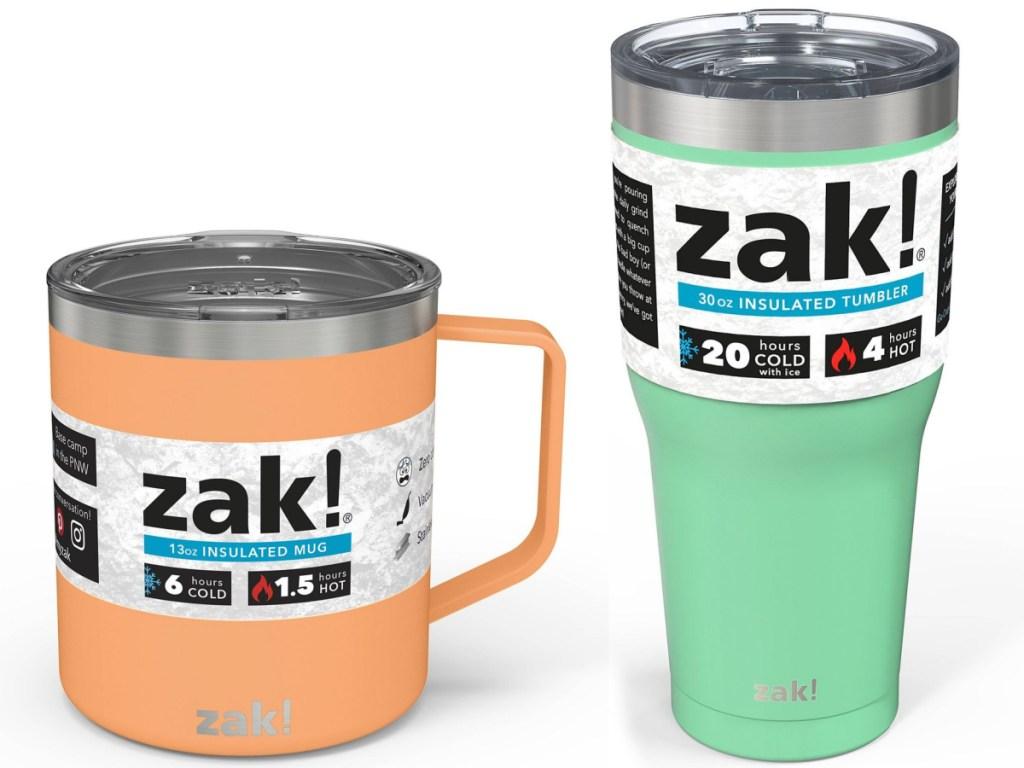 Zak Designs Mug and Tumbler