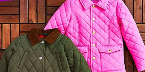 Infant, Toddler & Kids Jackets from $8 on Zulily (Regularly up to $55)