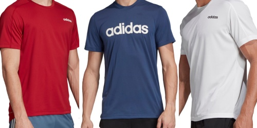 Adidas Men's T-Shirts Only $10 on Dick's Sporting Goods (Regularly $25)