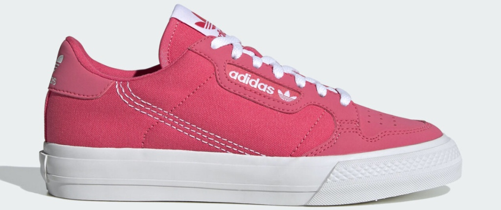 kids pink sneaker