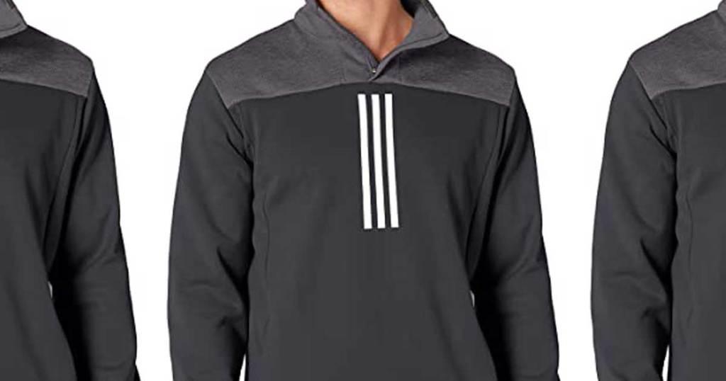 man wearing pullover sweatshirt