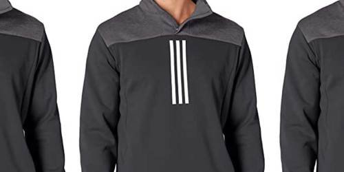 Adidas Men's & Women's Sweatshirts Just $19.99 on Zulily (Regularly $50)