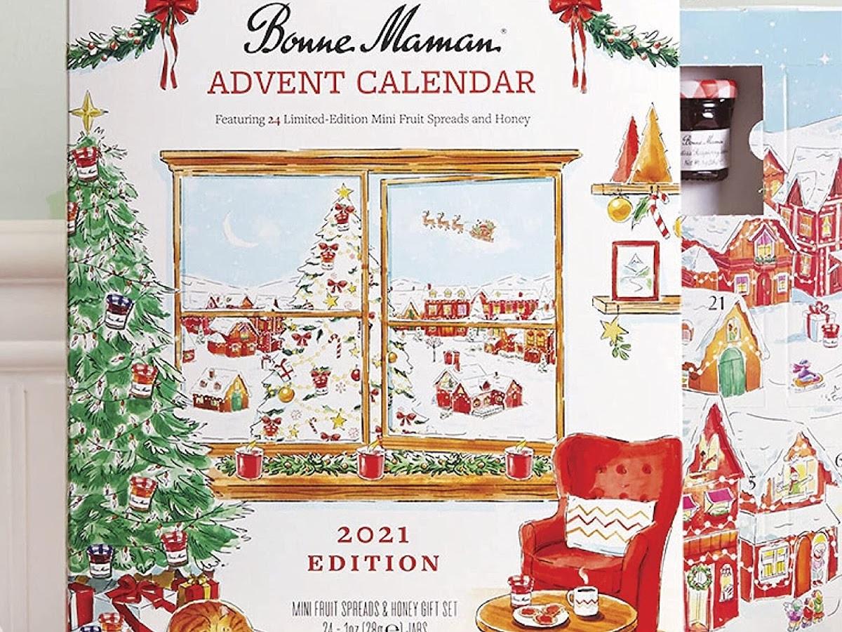 Bonne Maman 2021 advent calendar