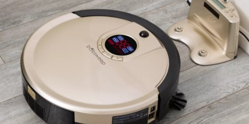 $148 Off bObsweep Robotic Vacuum Cleaner & Mop + Free Shipping on Target.com