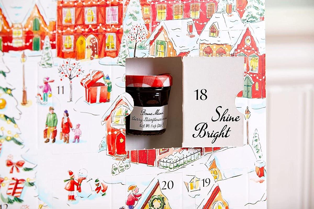 Jelly in Advent calendar