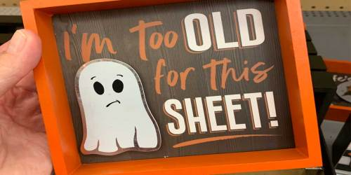 9 Must-Have Fall & Halloween Decorations from Walmart & Most Are Less Than $5 Each