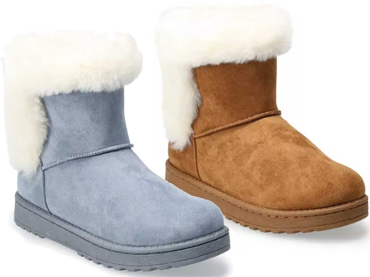 SO Women's Ankle Boots Only $25.49 on