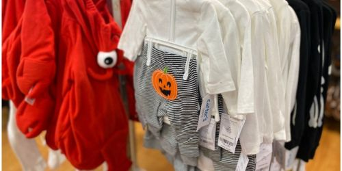 Up to 70% Off Carter's Baby Rompers, Halloween Costumes & More