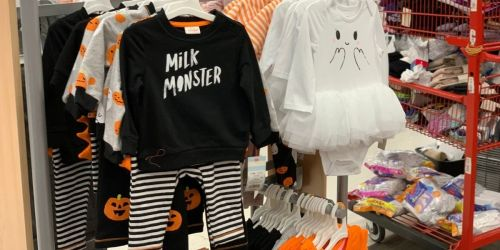 $10 Off $40+ Kids Apparel Purchase on Target.com | Halloween Styles from $6
