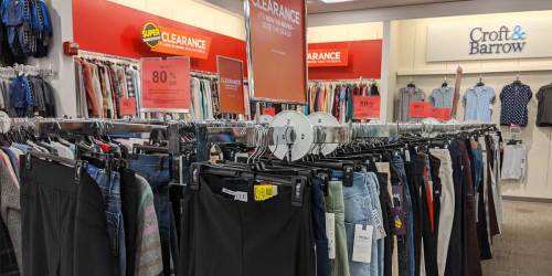 Up to 80% Off Rock & Republic Women's Jeans at Kohl's | In-Store Only
