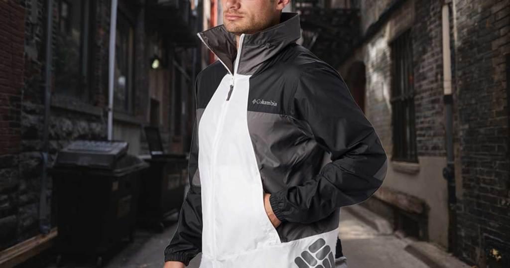 mens' jacket windbreaker