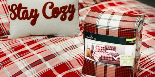 Up to 70% Off Cuddl Duds Bedding + Earn Kohl's Cash | Includes Fun Christmas Styles