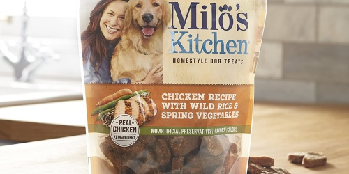 Milo's Kitchen Dog Treats Only $5 Shipped on Amazon (Regularly $13)