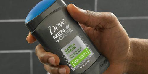 Dove Men's Deodorant Just $2.97 Each Shipped on Amazon