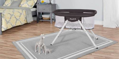 Dream On Me Portable Bassinet Just $56 Shipped (Regularly $103)