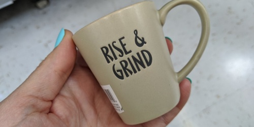 Ceramic Espresso Mugs Only 94¢ at Walmart | Great for Gift Baskets